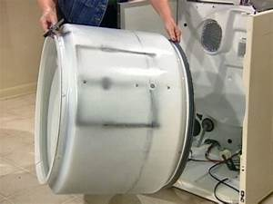 Ge Dryer Belt Replacement Instructions