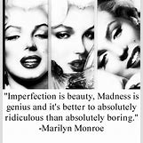Quotes From Marilyn Monroe About Beauty | 930 x 969 png 308kB