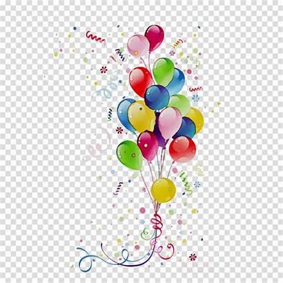 Birthday Transparent Balloon Graphics Happy Retirement Clipart