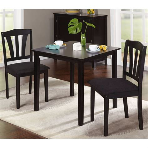 2 chair table set small kitchen table sets nook dining and chairs 2 bistro