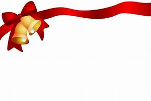 Christmas Red Ribbon Clipart - Clipart Suggest