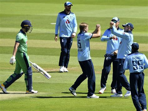 England vs Ireland, England vs Ireland 1st ODI report ...