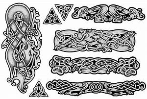 Celtic Knot clipart norse - Pencil and in color celtic ...