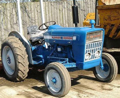 ford      tractor repair