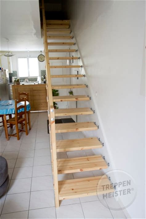 faire un escalier en bois wehomez