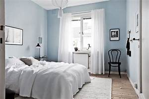 Top, 10, Light, Blue, Walls, In, Bedroom, 2019