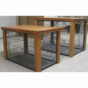 best 25 dog crate table ideas on pinterest dog crate With table over dog crate