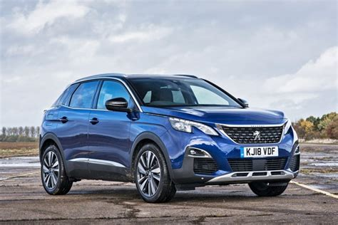 peugeot  suv    prices parkers
