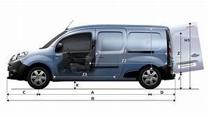 Renault Kangoo Maxi : afmetingen nieuwe kangoo z e ~ Gottalentnigeria.com Avis de Voitures