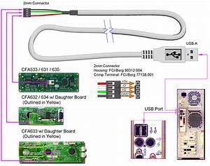 Micro Usb Wiring Schematic