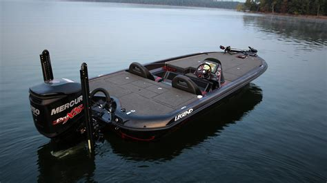 Aluminum Bass Boat Speeds by 2016 Legend V21 Legend Boats Bass Boat Magazine Best
