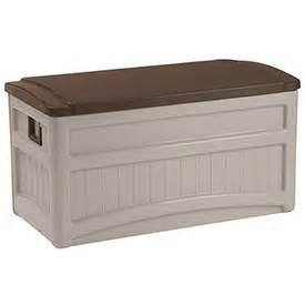 storage sheds plastic storage sheds suncast premium deck box 73 gallon b251074