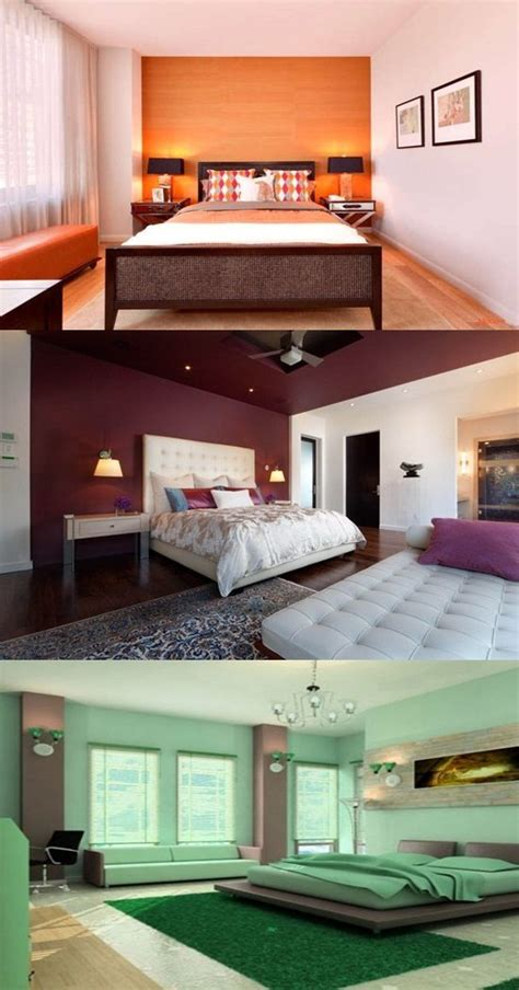 bedroom colors  moods main color