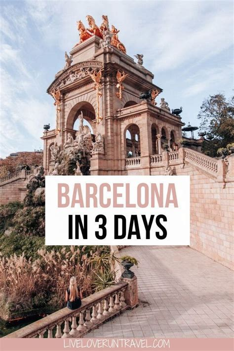 A Guide to the Most Instagrammable Places in Barcelona in ...