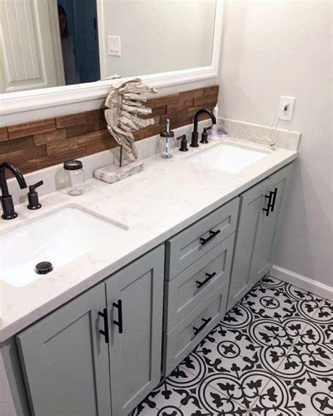 Bathroom Vanity Backsplash Ideas by Top 60 Best Wood Backsplash Ideas Wooden Kitchen Wall