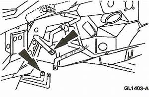 Need To Know Diagram For Heater Hoses 1999 Navigator