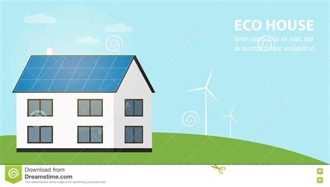 Wind Turbine Solar Panel Alternative Energy Source Nature