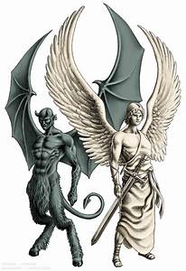 Ange Et Demon : ange et demon collab goblin by zigenfruke on deviantart ~ Medecine-chirurgie-esthetiques.com Avis de Voitures