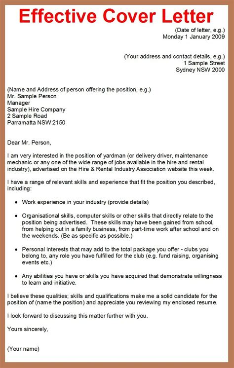 draft cover letter for resume 28 images how to write a