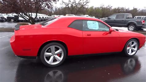 2010 Dodge Challenger Srt8 Redding, Eureka, Red Bluff