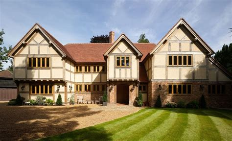 images  border oak manor houses  pinterest