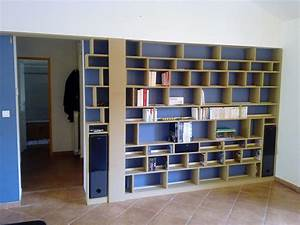 Comment Faire Une Bibliothèque : bibliotheque pas cher ~ Dode.kayakingforconservation.com Idées de Décoration