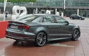 Audi A3 Berline 2017 : audi a3 2017 la belle affaire 2 25 ~ Medecine-chirurgie-esthetiques.com Avis de Voitures