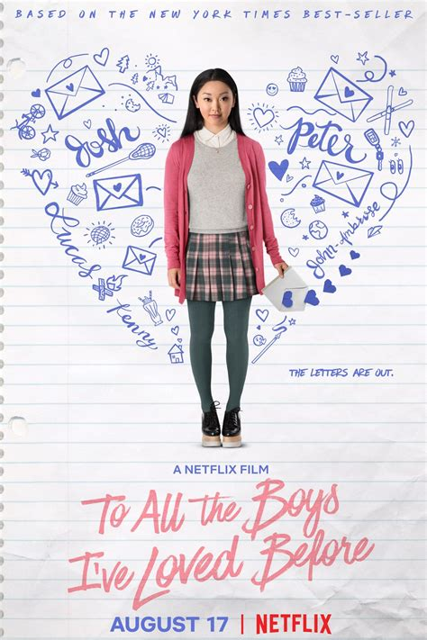 To All The Boys I've Loved Before Movie Information