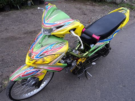 Jupiter Mx Racing by Leximo Modified Jupiter Mx Racing Look