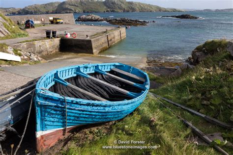 Side Of Boat Sheltered From Wind by David Bsi Harris Lewis And Beyond Pt1