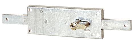 serrure pour rideau metallique serrure tringles rideau m 233 tal cylindre profil 233 vachette 7517n 7517