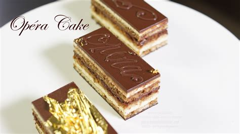 opera cake opera cake recipe bruno albouze the real deal youtube
