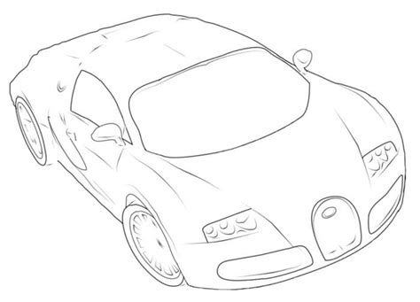 bugatti veyron p coloring page bugatti chiron bugatti coloring pages