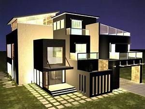 Beautiful Home The Best Film In 3D Plans Banglows Modern