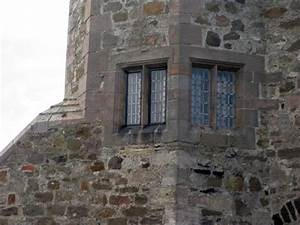 Holy Island  Lindisfarne Architecture - Castle