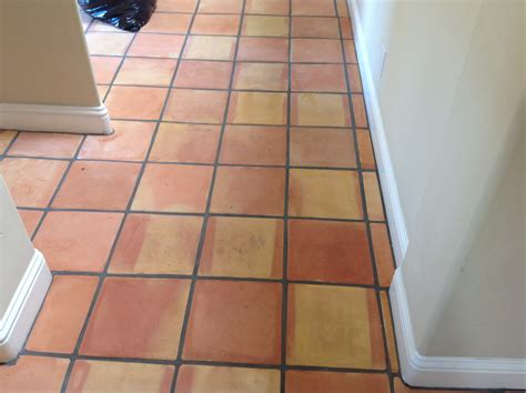 saltillo tile cleaning quality saltillo tile cleaning refinishing