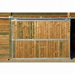 porte de garage coulissante bois 300 x 200 20171005115034 With porte de garage sectionnelle 300 x 200