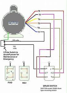 Baldor Motor Wiring Diagrams Single Phase Boat Lift Switch