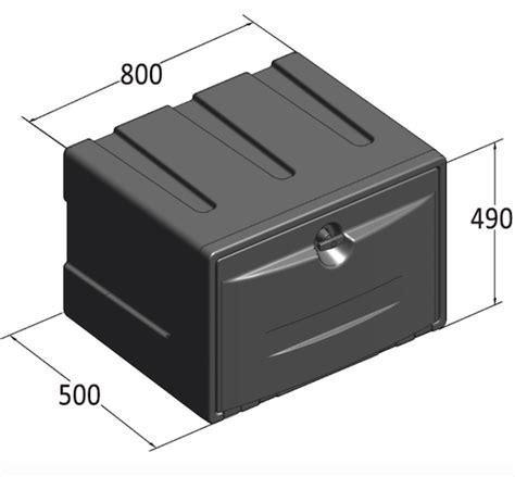 coffre a outils pour camion 28 images coffre pour outils de camion en alu chaudronnerie