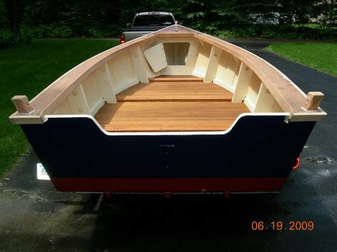 plywood skiffs page  downeast boat forum power skiff