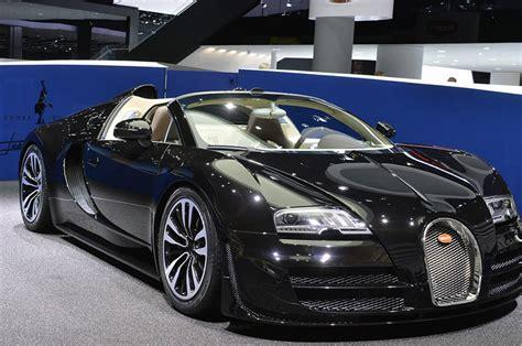 2014 Bugatti Veyron Ettore Bugatti Review
