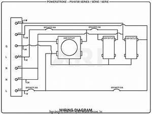 Homelite Ps10700 Series 7000 Watt Generator Parts Diagram