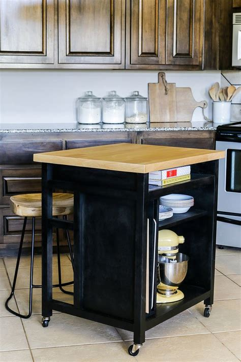 kitchen island cart plans 17 best ideas about kitchen carts on wheels on