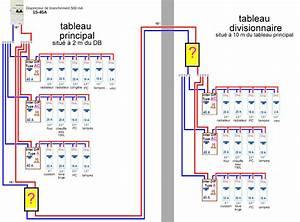 Dimension Tableau Electrique : tableau electrique schema perfect branchement tableau une ~ Melissatoandfro.com Idées de Décoration