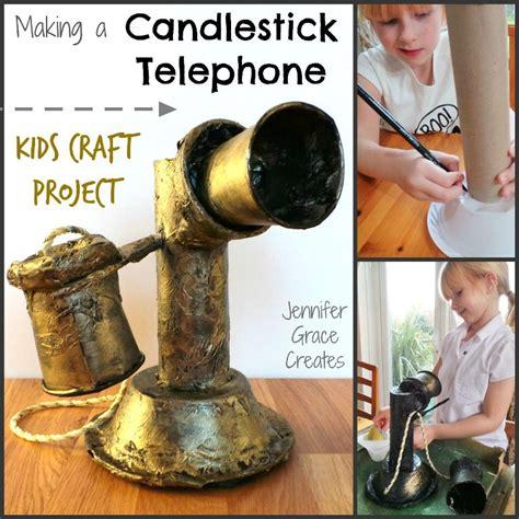 school homework kids craft making  candlestick