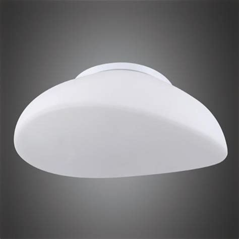 opal flush fitting ceiling light m4895 the lighting