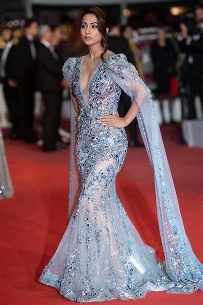 Khan Hina Cannes Bacurau Film Festival Carpet