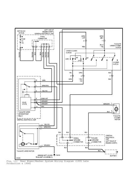 1997 volvo 850 tailight wiring diagram 38 wiring diagram