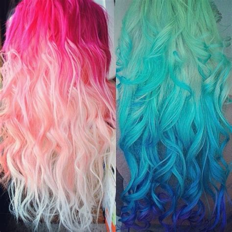hottest ombre hairstyles  trendy ombre hair color ideas hairstyles weekly
