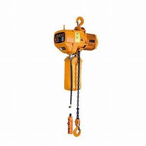 Fixed 5 Ton Electric Chain Hoist China Electric Chain